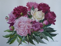"PICTURE ""Peonies of May"""