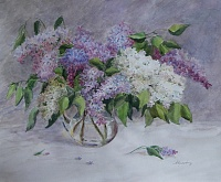 "PICTURE ""May lilac"""