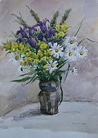 "PICTURE ""Bouquet of daisies"""